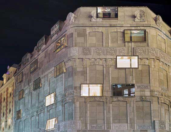 arquitectura de autor madrid