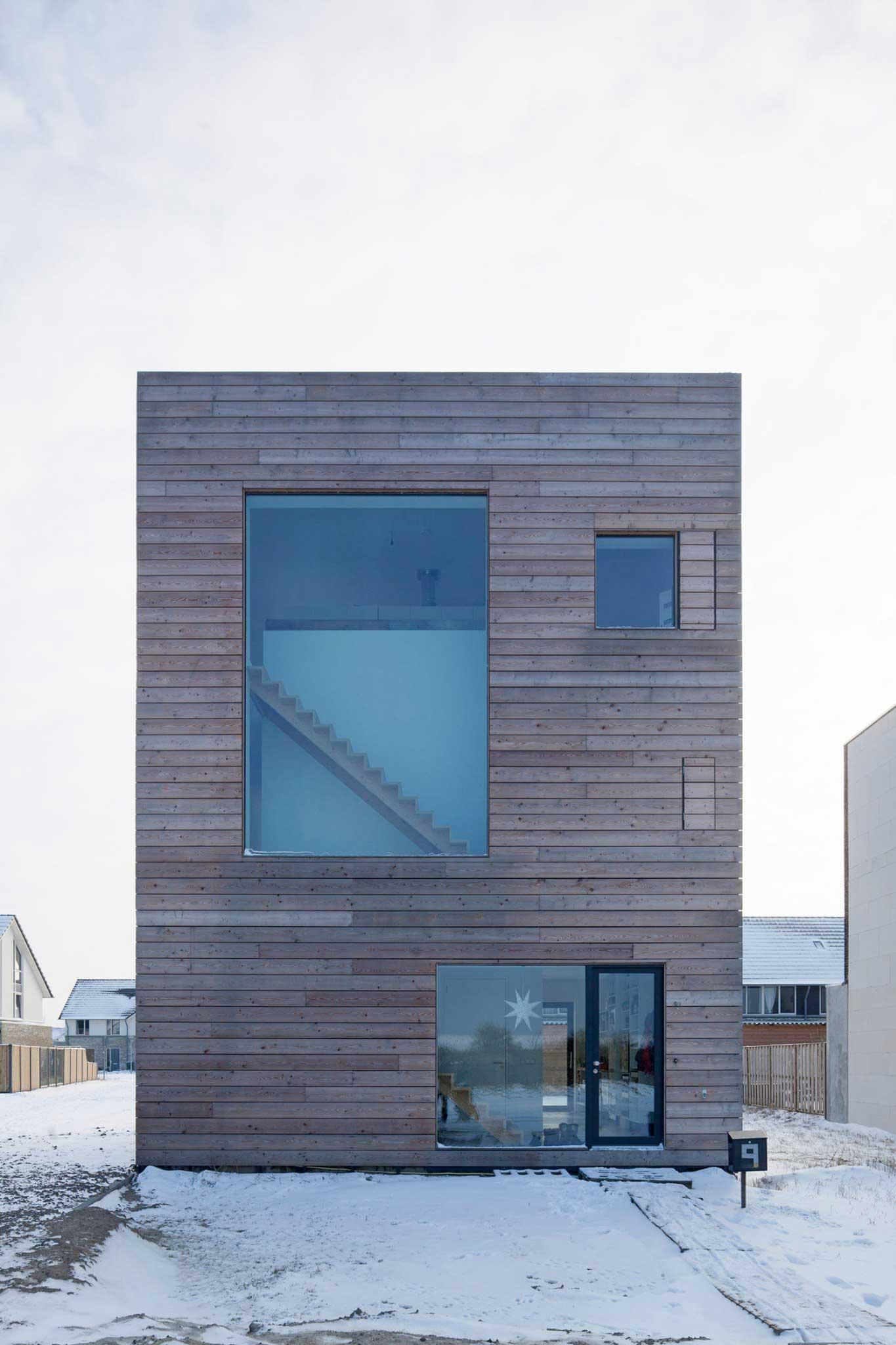 arquitecto casa moderna