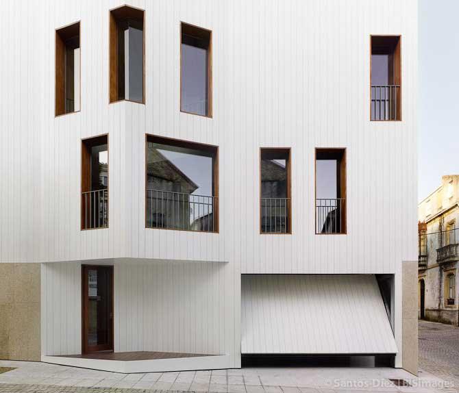 fachada moderna